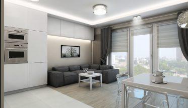Innowacyjny i nowoczesny dom